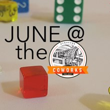June at the CoWorks